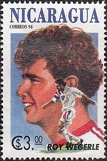 Roy Wegerle American soccer player