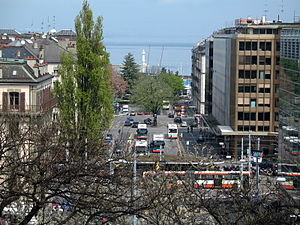 Rue Pierre-Fatio, Genève