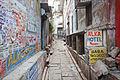 Ruelle de la vieille ville de Varanasi (8472449336).jpg