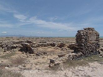Cubagua - Ruins of Nueva Cádiz