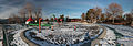 Russdionnedotcom-Kelowna City Park water park in snow Panorama1.jpg