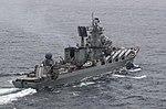 Russian cruiser Marshal Ustinov MOD 45164875.jpg