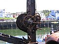 Rusty crane at Portpatrick Harbour - geograph.org.uk - 930881.jpg