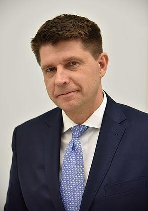 Ryszard Petru - Image: Ryszard Petru Sejm 02 2016