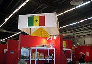 Stand du Sénégal au Salon international de l'agriculture (Paris, 2007)