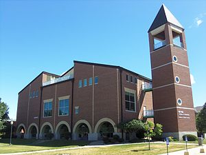 St. Ambrose University - Library