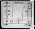SECOND FLOOR PLAN - Harrington-Smith Block, 18-52 Hanover Street, Manchester, Hillsborough County, NH HABS NH,6-MANCH,6-17.tif