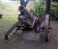 SFH 02 Howitzer Kei Mouth