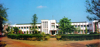 Kottiyam - SN Polytechnic College (S.N.P.T.C) Kottiyam in 2008
