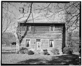 SOUTHWEST FRONT - Graham House, State Route 3, Talcott, Summers County, WV HABS WVA,45-TALC.V,1-3.tif