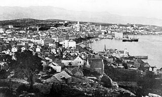 1918–20 unrest in Split
