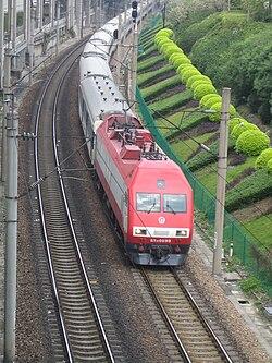 电气化铁路