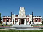 The Livermore Hindu Temple