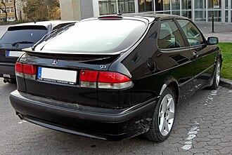 Saab 9-3 - Saab 9-3 3-door (Europe)