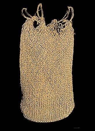 Betel - Betel bag, New Guinea, nineteenth century MHNT