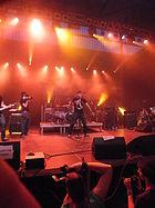 Sacrety Balinger Rockfestival