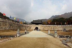 Mungyeong - Mungyeong Saejae.