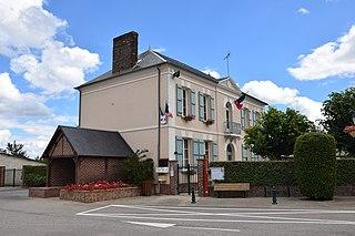 Saint-Aubin-en-Bray Commune in Hauts-de-France, France
