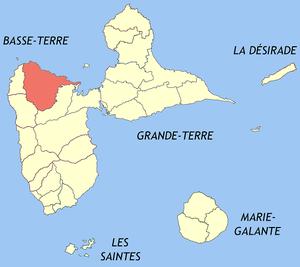 Sainte-Rose, Guadeloupe - Image: Sainte Rose