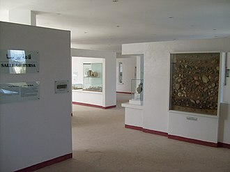 Carthage National Museum - Interior of the Carthage National Museum
