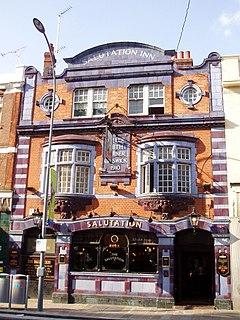 Salutation, Hammersmith pub in Hammersmith, London