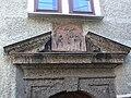 Salzburg Pfeifergasse 4 Stumpfeggerhaus Portal.jpg