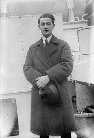 Samuel Dushkin - Samuel Dushkin