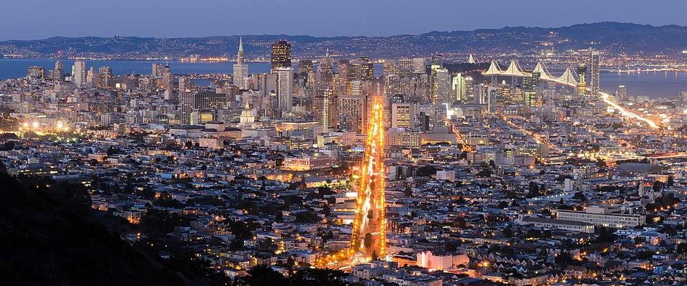 San Francisco California Wikipedia La Enciclopedia Libre