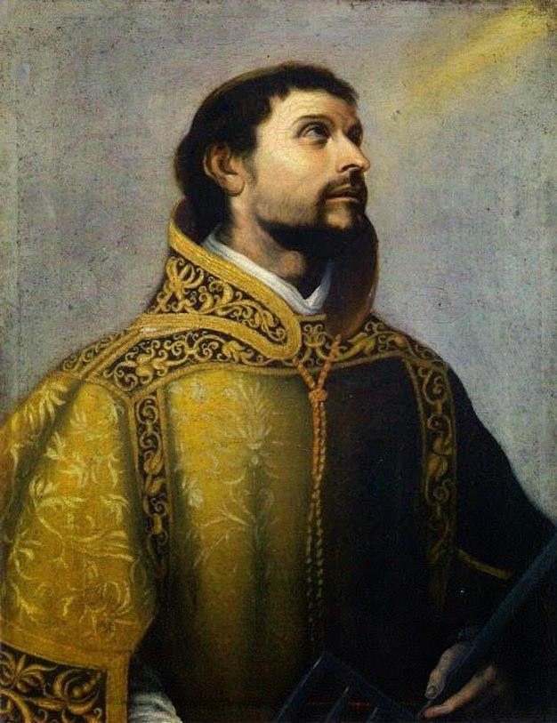San Lorenzo Bartolome Esteban Murillo