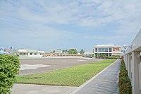 San Pedro, Ambergris Caye, Belize - Tropic Air Airport.JPG