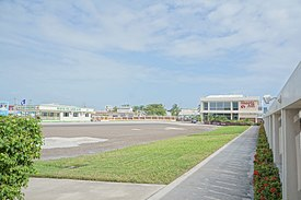 San Pedro, Ambergris Caye, Belize - Tropic Air Airport.JPG