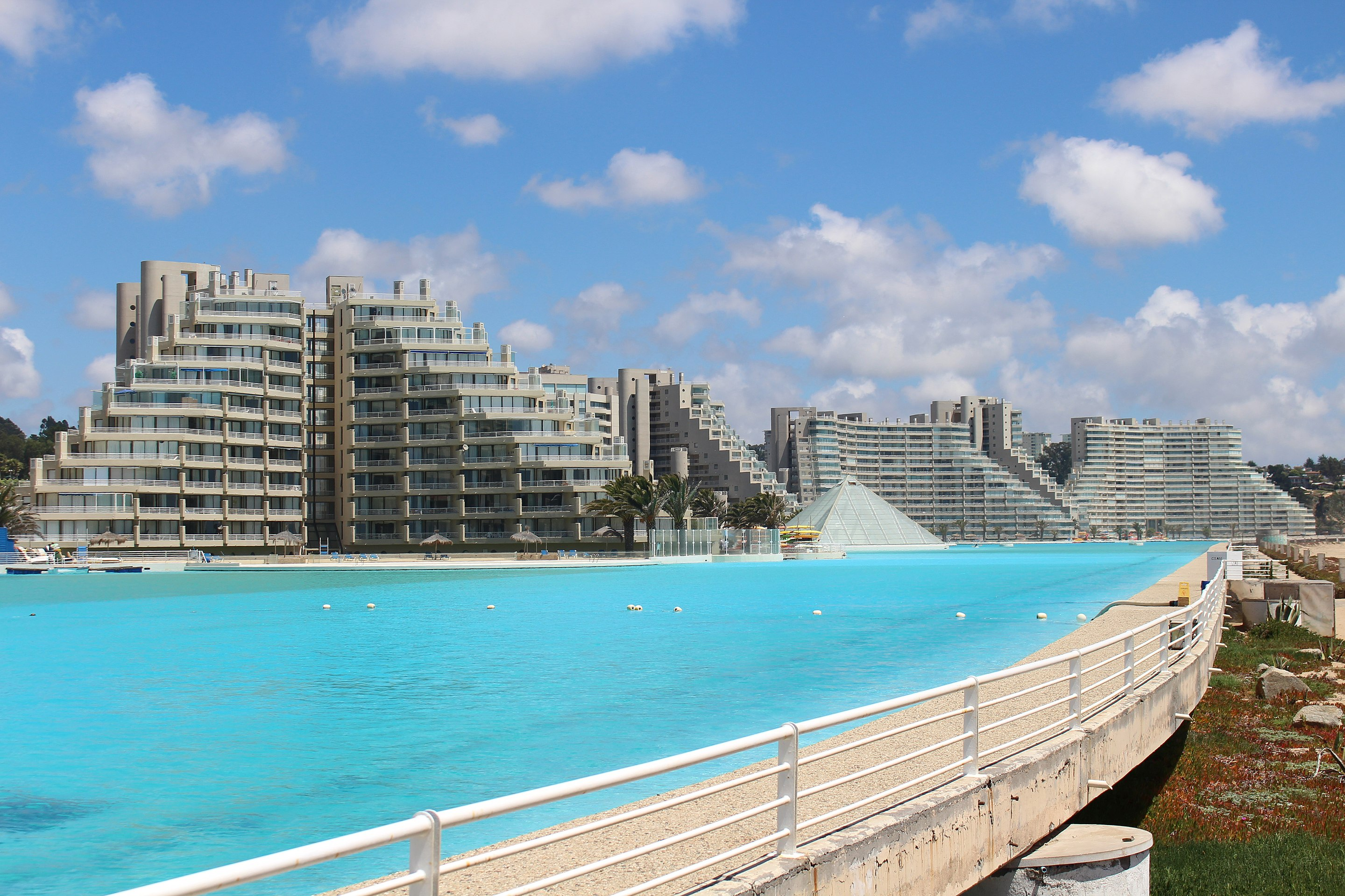 San Alfonso del Mar Pool