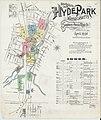 Sanborn Fire Insurance Map from Hyde Park, Norfolk County, Massachusetts. LOC sanborn03757 002-1.jpg