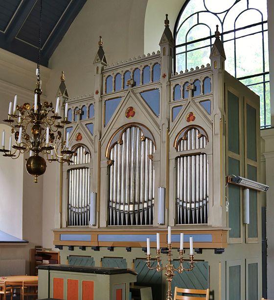 S:t Sigfrids kyrka - Nybro pastorat - Svenska kyrkan