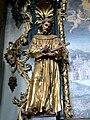 Sankt Wolfgang Kirche - Antoniusaltar St.Franciscus.jpg