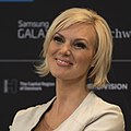 Sanna Nielsen, ESC2014 Meet & Greet 03 (crop).jpg
