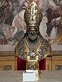 Sant' Eligio degli Orefici - Büste des Hl. Eligio.jpg