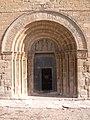 Santa Coloma de Queralt - Iglesia de Santa Maria de Bell-lloc (Portada).jpg