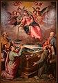 Santi di tito, madonna della cintola, 1600 (banca popolare di vicenza) 02.jpg