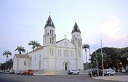 Katedralen i São Tomé