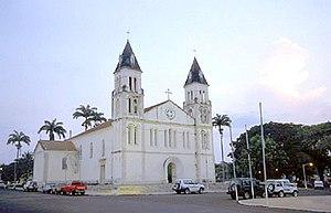 São Tomé and Príncipe - The cathedral of São Tomé