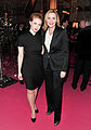 Sarah Gadon and Kim Cattrall at the 18th CFC Annual Gala & Auction.jpg