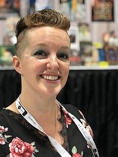 Sarah Gailey American author