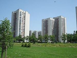 Otoka, Sarajevo - Image: Sarajevo Novo Sarajevo Otoka