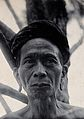 Sarawak; Tama Kulieng, a chief of the Butang Kayan River tri Wellcome V0037419.jpg