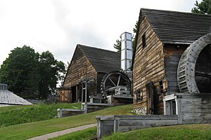 Saugus, Massachusetts - Saugus Iron Works National Historic Site