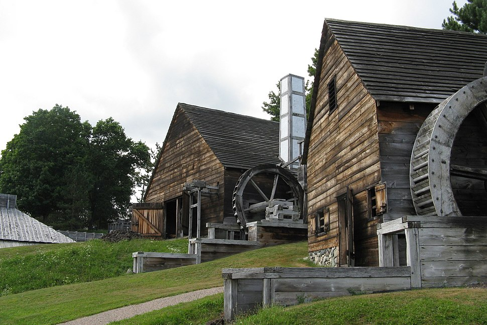 Saugus Ironworks Forge and Mill, Saugus MA