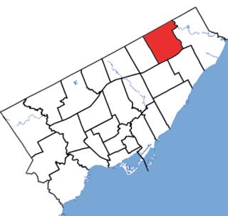 Scarborough North (provincial electoral district) provincial electoral district of Ontario
