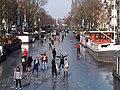 Schaatsen op de Prinsengracht in Amsterdam foto24.jpg