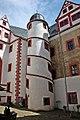 Schloss Rochsburg- Kleiner Wendelstein im Innenhof der Kernburg - geo.hlipp.de - 25545.jpg